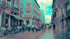 Calle de Leon en creativo edition