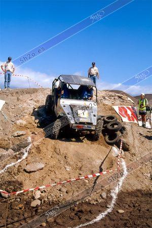 Foto de stock de 5h2o III trial 4x4 Ciudad de Güimar