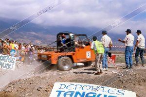 Foto de stock de 5h2o III trial 4x4 Ciudad de Güimar - 1995