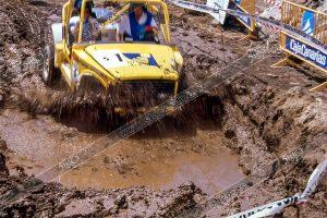 Foto de Stock de 5h2o en el III trial 4x4 Ciudad de Güimar año1995