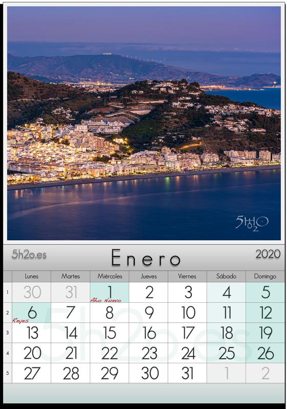 Photo Stock - Foto de Stock - Hoja de Calendario con La Herradura de Noche